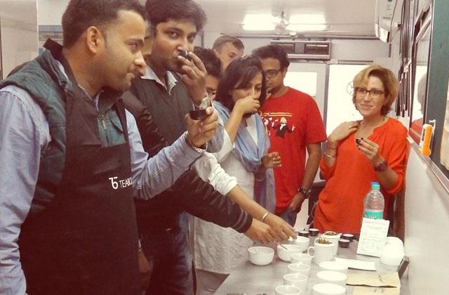 Formation Teabox en Inde décembre 2015